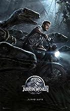 Jurassic World - Edición Metálica (edición exclusiva Amazon) [Blu-ray]