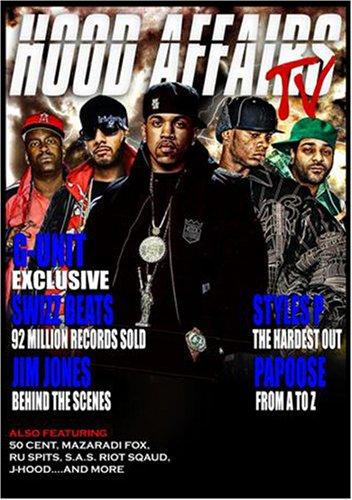 Hood Affairs TV 5 [DVD] [Region 1] [US Import] [NTSC]