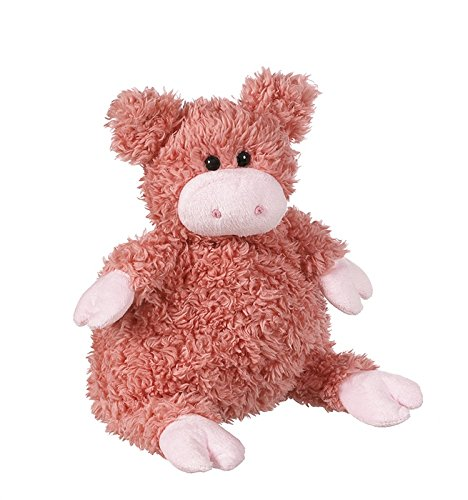 """Ganz 10"""" Flatjacks Pig Plush Toy - 1"""