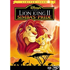 The Lion King II: Simba's Pride [DVD] [1998] [Region 1] [US Import] [NTSC]