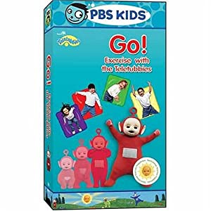 Teletubbies:Go Exercise With the Tele [VHS]