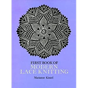 First Book of Modern Lace Knitting [Paperback]