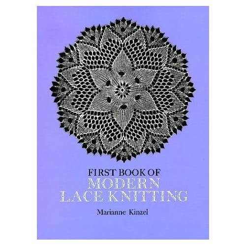Lace Knitting Book by Marianne Kinzel
