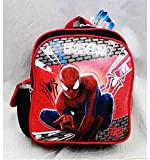 Mini Backpack - Marvel - Spiderman School Bag Boy New a01262