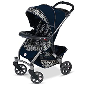 宝宝推车海淘:Britax Chaperone Stroller 百代适婴幼儿推车