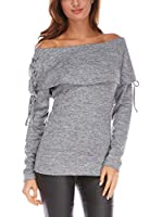 FRENCH CODE Jersey Kay (Gris)