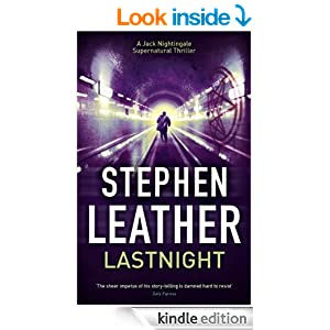 Lastnight - Stephen Leather