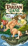 Tarzan & Jane [VHS]