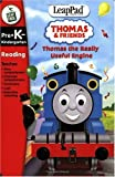 5131C7RGSYL. SL160  LeapFrog LeapPad Educational Game: Thomas the Really Useful Engine