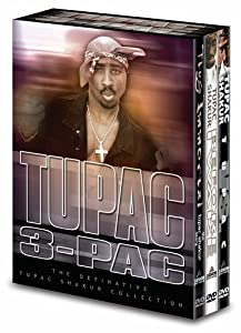 Tupac Three-Pack (Before I Wake / Thug Immortal / Tupac VS.)