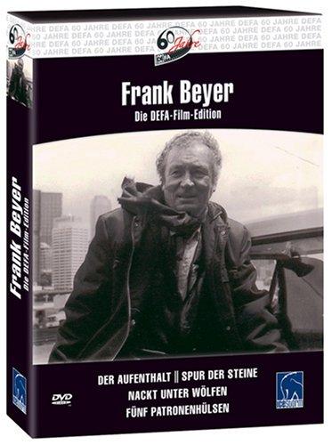 Frank Beyer - Die 60 Jahre DEFA-Film-Edition (4 DVDs)