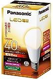 パナソニック LED電球  電球40W形相当 E26口金 電球色相当(4.9W) 一般電球・広配光タイプ   LDA5LGK40ESW
