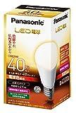 Panasonic LED電球 一般電球タイプ 広配光タイプ 4.9W(電球色相当) E26口金 電球40W形相当 485 lm LDA5LGK40ESW