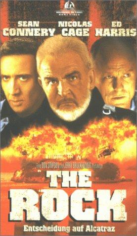 The Rock - Entscheidung auf Alcatraz [VHS]