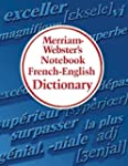 Merriam-Webster's Notebook French-Eng...