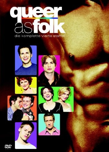 Queer as Folk - Die komplette vierte Staffel [4 DVDs]