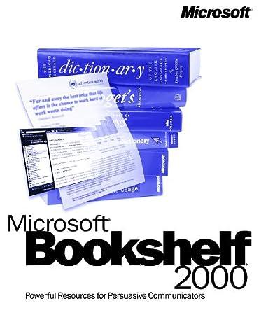 Microsoft Bookshelf 2000