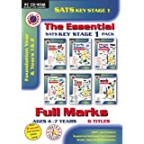 Full Marks Keystage 1 Six Pack (PC)by Idigicon