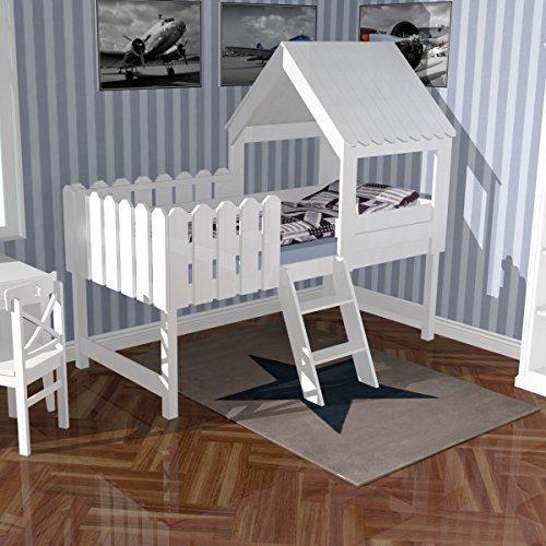 ausgefallene kinderbetten kaufen vom feuerwehrauto bis zum m rchenschloss. Black Bedroom Furniture Sets. Home Design Ideas