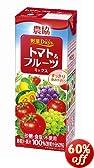 野菜Days トマト&フルーツミックス 200ml×18本