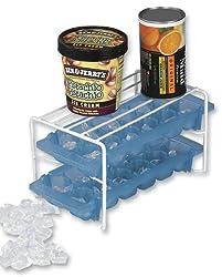 Better Houseware 1495 Ice Tray Holder, White