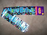 Birthday banner for a boy, Male, girl, female