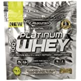 MuscleTech Essential Series Platinum 100% Whey - 10 Lbs (Milk Chocolate Supreme)