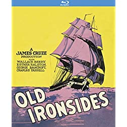 Old Ironsides [Blu-ray]