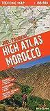 echange, troc EXPRESS MAP - HAUT ATLAS/MAROC  1/100.000-1/1M5