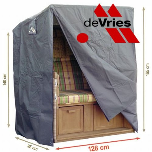 devries-classic-strandkorb-ganzjahreshaube-l-