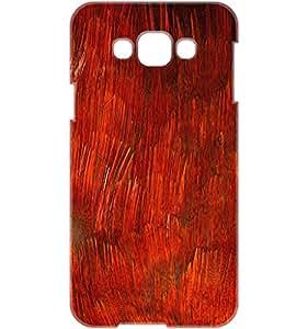 a AND b Designer Printed Mobile Back Cover / Back Case For Samsung Galaxy E7 (SG_E7_3D_456)