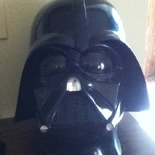 Star Wars Darth Vader Mask 2 Piece Plastic Helmet