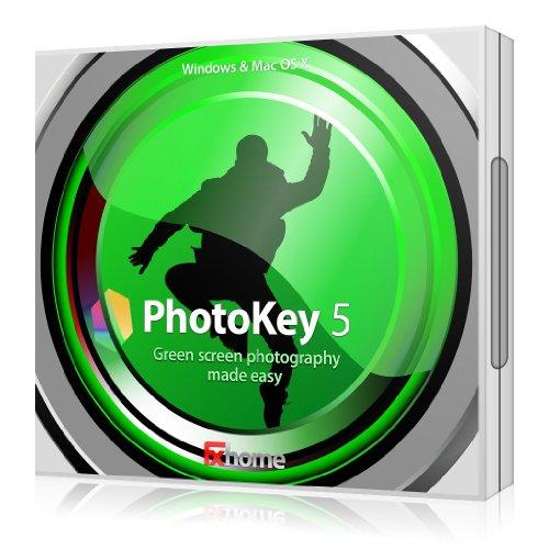 FXhome Ltd PhotoKey 5 Automatic Green Screen
