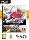 Rollercoaster Tycoon 2 Deluxe (PC CD) [Windows] - Game