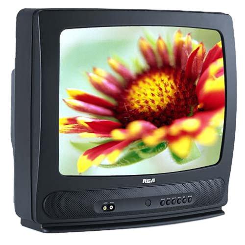 """Amazon.com: RCA F19424 19"""" Color TV"""