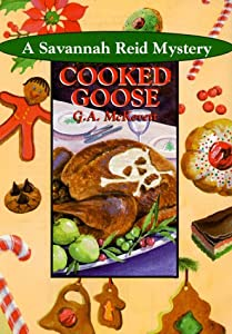 "Cover of ""Cooked Goose"""