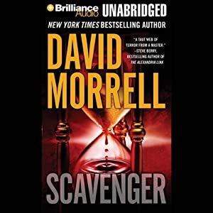 Scavenger Audiobook
