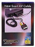 echange, troc N64 scart av cable
