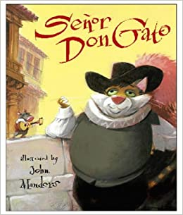 Senor Don Gato: John Manders: 9780744585810: Amazon.com: Books