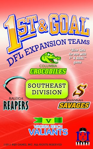 1st And Goal Expansion #3 - Southeast Division