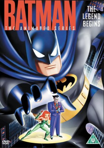 Batman - The Legend Begins [DVD] [2004]