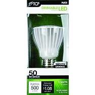 TCP PAR20 Dimmable LED Floodlight Light Bulb-9W PAR20 LED 30K BULB