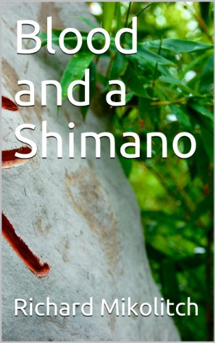 blood-and-a-shimano-english-edition