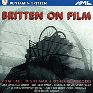 Britten On Film by Nmc