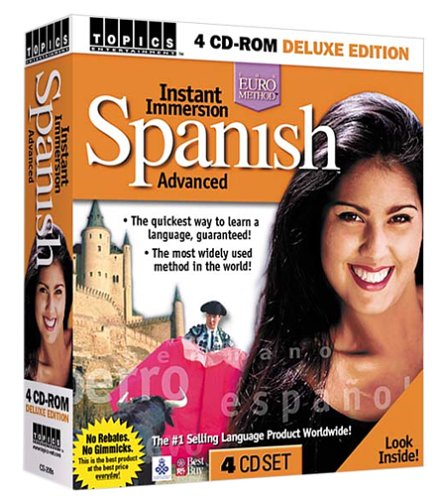 Instant Immersion Spanish AdvancedB000083XH4