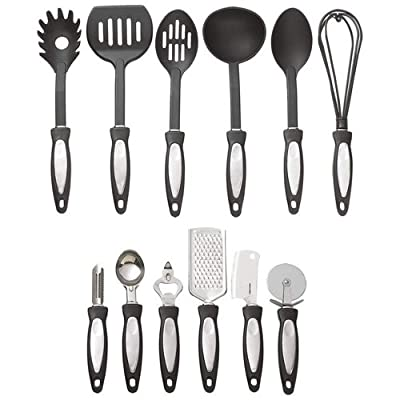 Maxam 12pc Kitchen Tool Set High Quality Practical Excellent Performance Modern Design