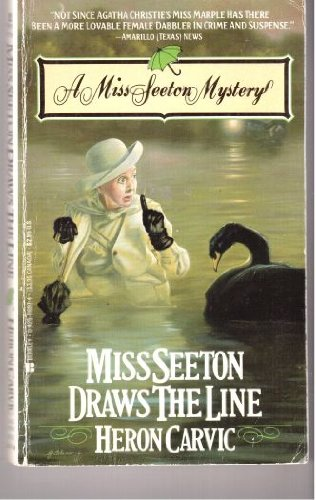 Miss Seeton Draws The Line (Miss Seeton Mystery) (Draw Line compare prices)
