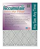 Accumulair Diamond 16.38x21.5x1 (Actual Size) MERV 13 Air Filter/Furnace Filters (6 pack)