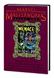 img - for Marvel Masterworks Atlas Era Menace HC Vol 01 Var Ed 126 book / textbook / text book