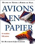 Avions en papier, record du monde � p...